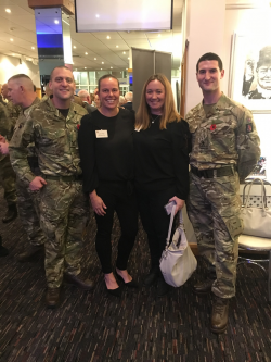 Our local links with the Army