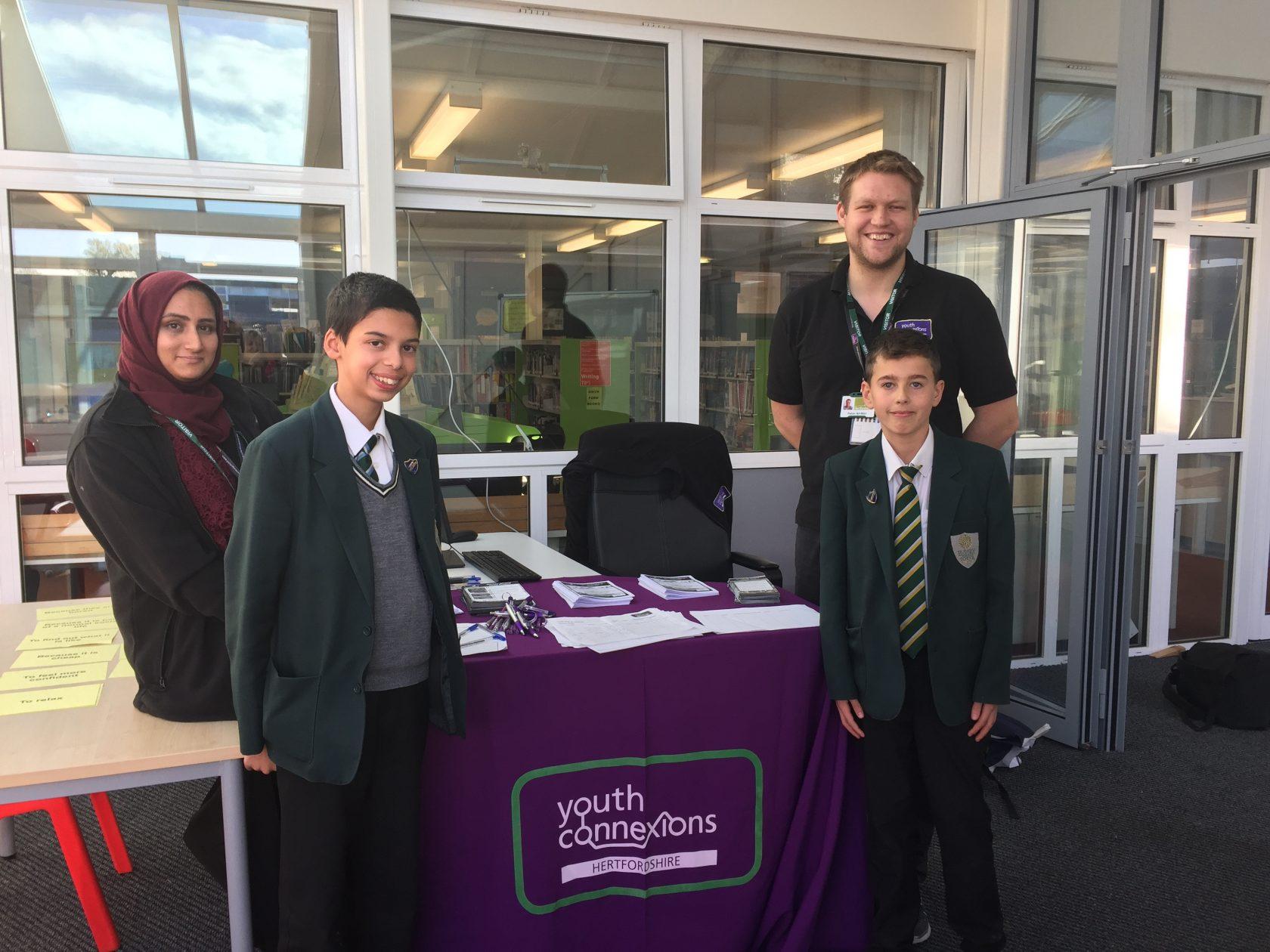 Bushey Meads celebrates Youth Week