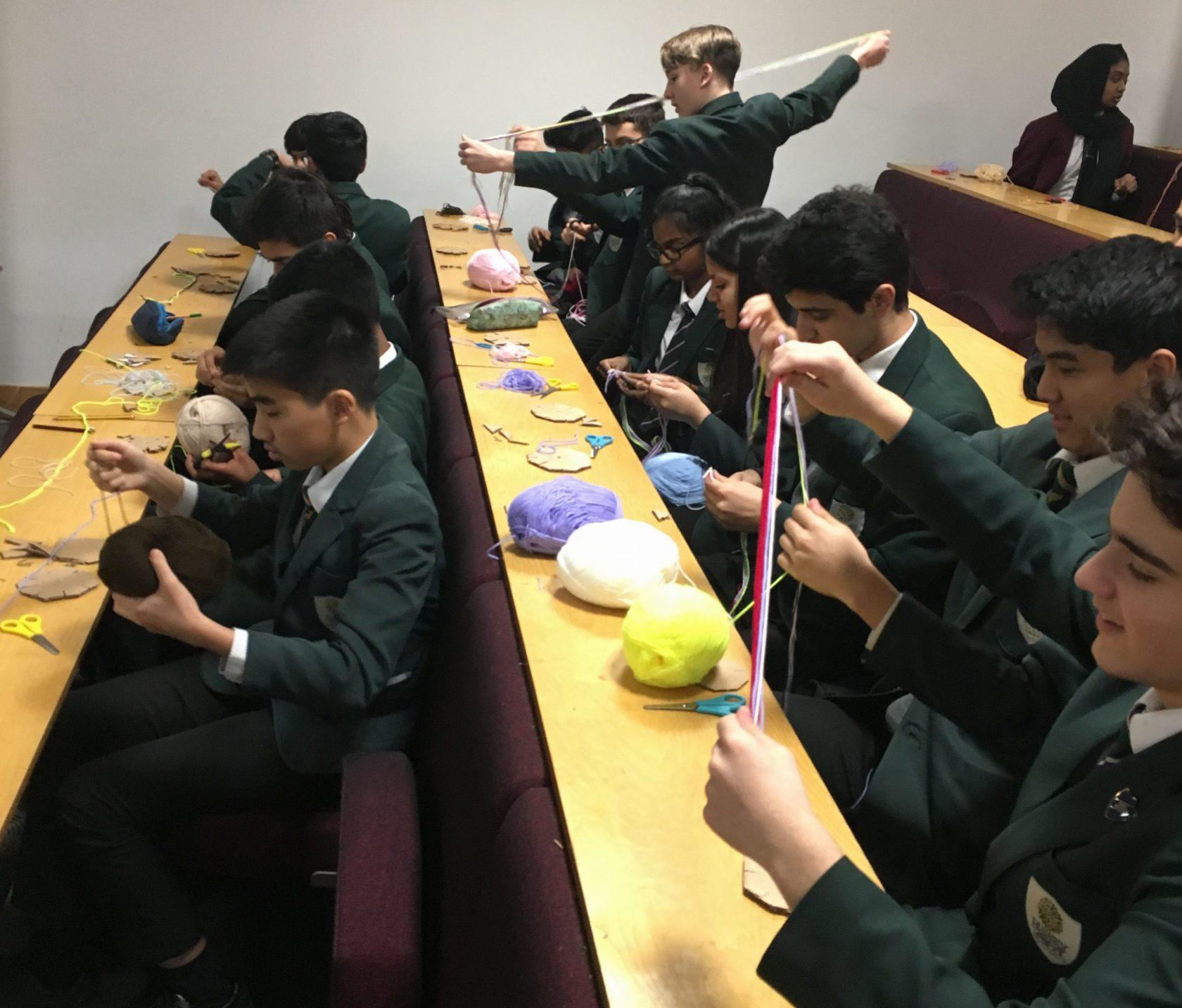 Year 10 Maths Enrichment Trip