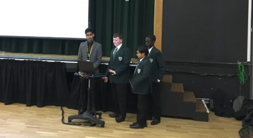 BMS Student Parliament Meeting