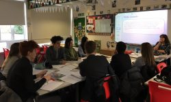 Outstanding Sixth Form Provision