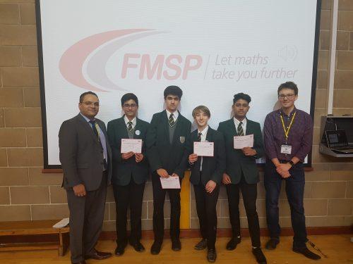 FMSP Year 10 Maths Feast 2018