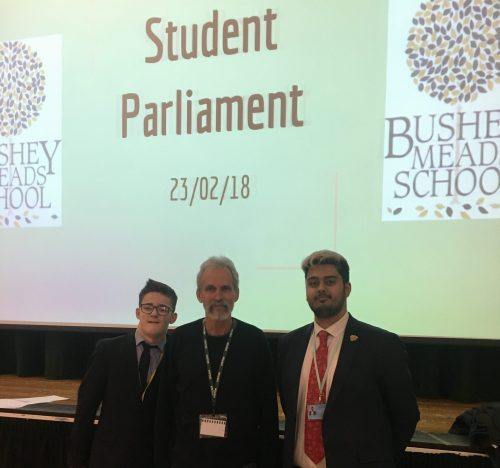 Student Parliament Meeting