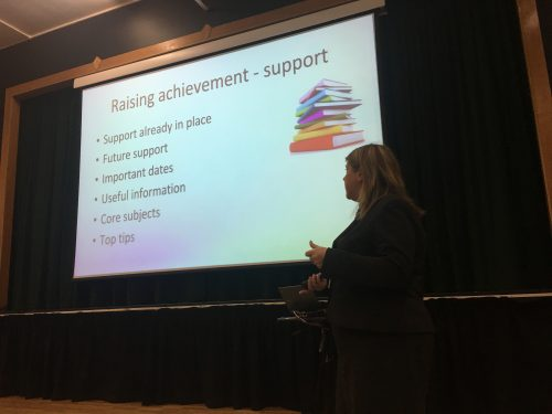 Raising Achievement Evening