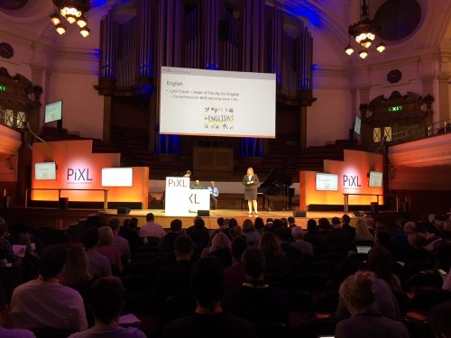BMS Staff Present at PiXL National Conference in London