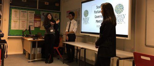 Superb Student Speakers!