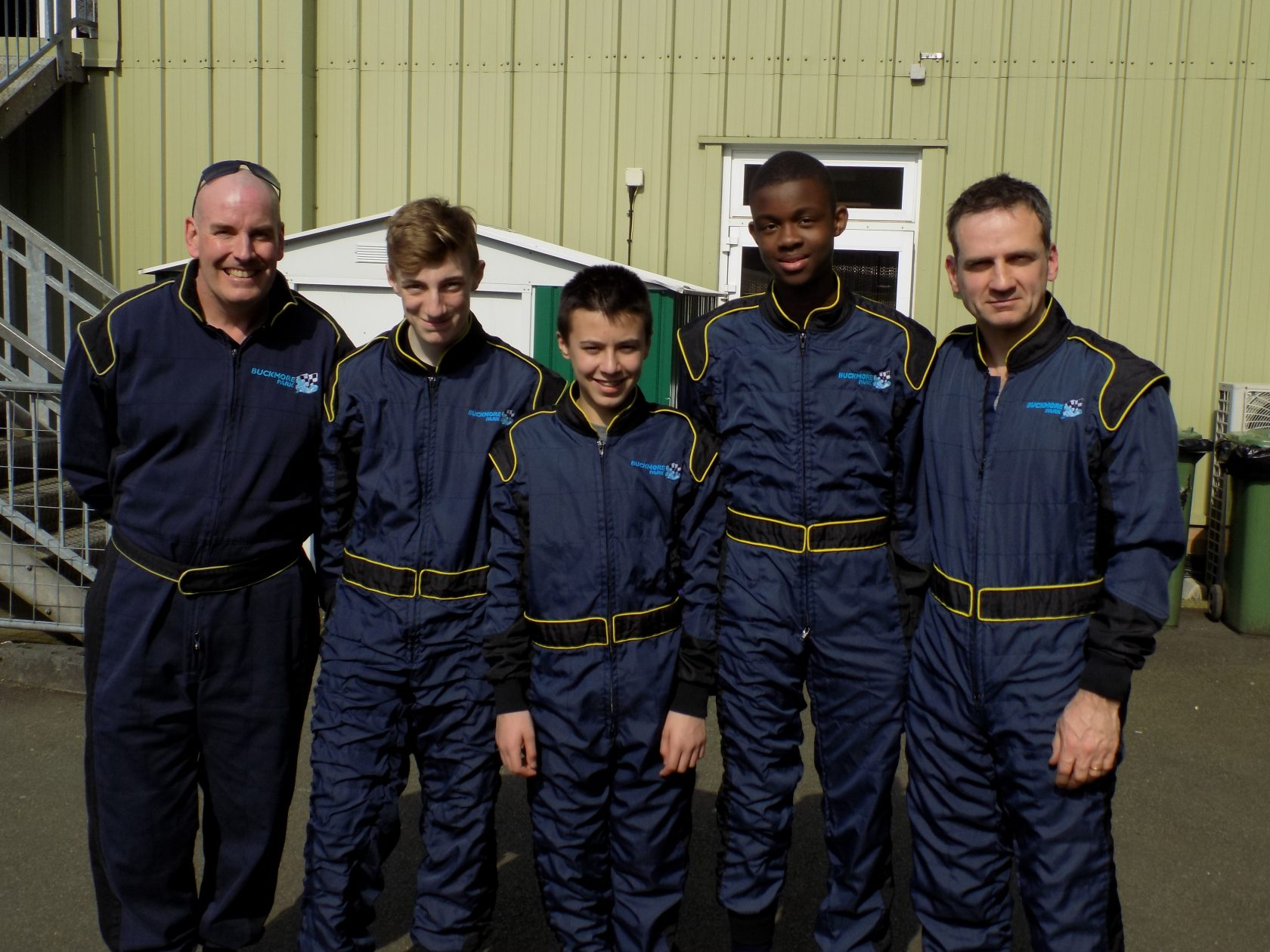 Success at the British Schools Karting Championship 2018