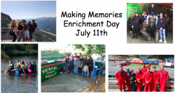 July 11th Enrichment Day