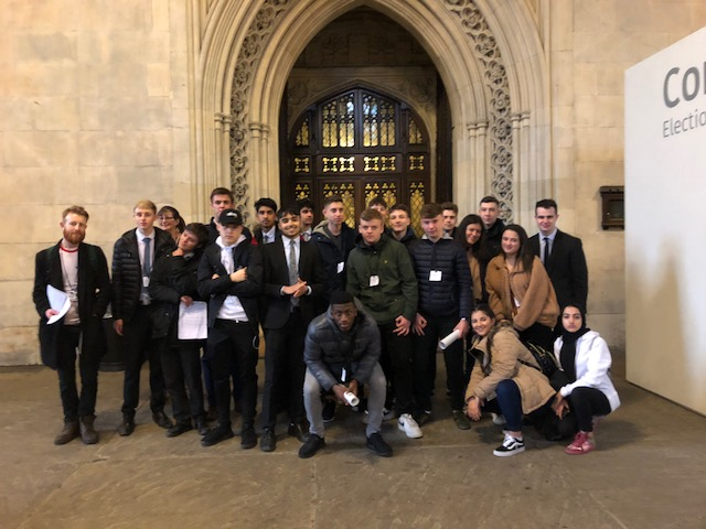 Enrichment Trip To Westminster