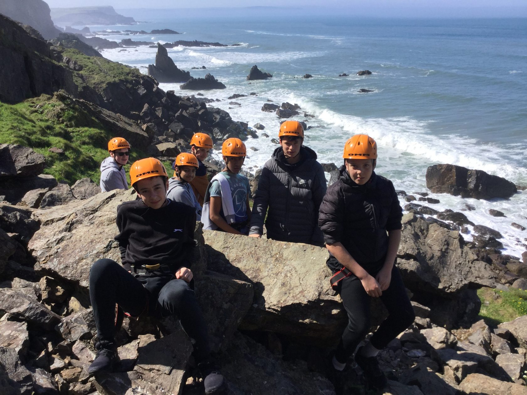 PE Outdoor Activities Trip May 3rd – May 6th