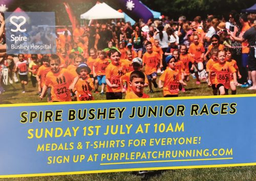 Calling all BMS Runners!