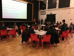 Student Parliament Meeting 1st May 2018 – Feedback