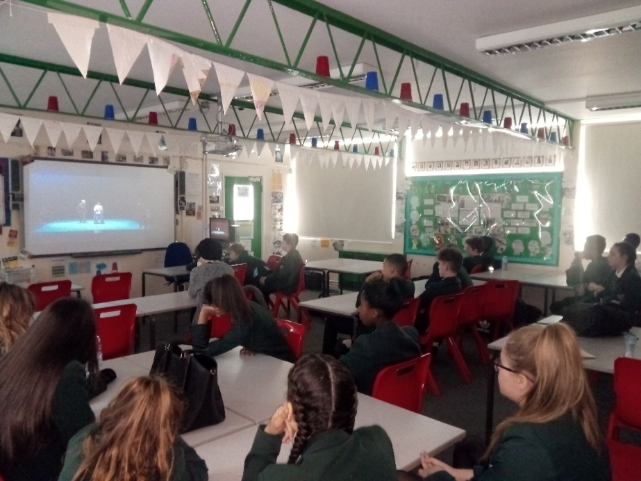 Royal Shakespeare Company's production of Macbeth