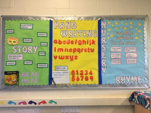 Year 13 Make Childcare Classroom WOW