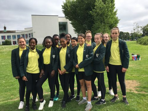 Year 9 Rounders Update