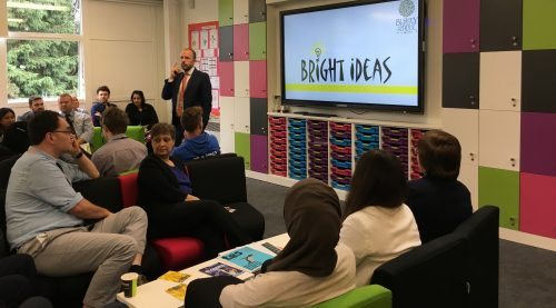 Bright Ideas from Top Teachers