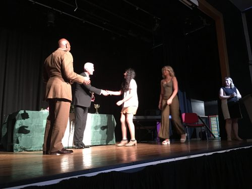 Prestigious Annual Rewards Evening