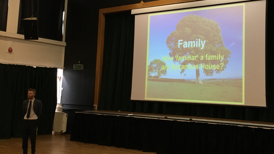 Sycamore House Assembly