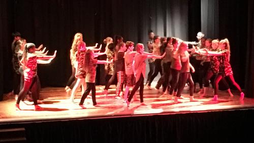 KS3 Dance Showcase