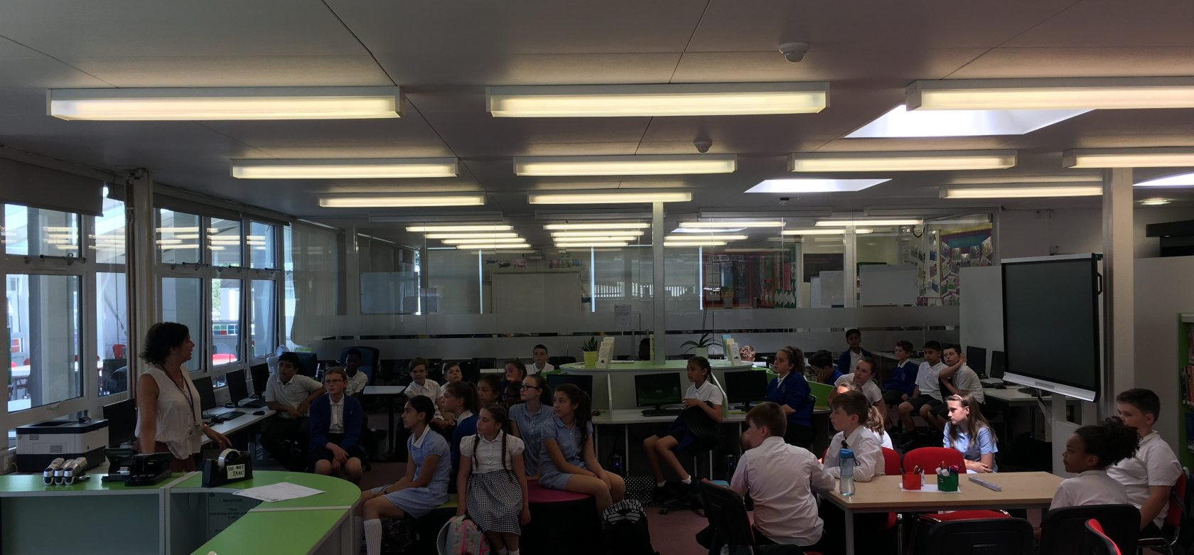 Secondary School Experience Week