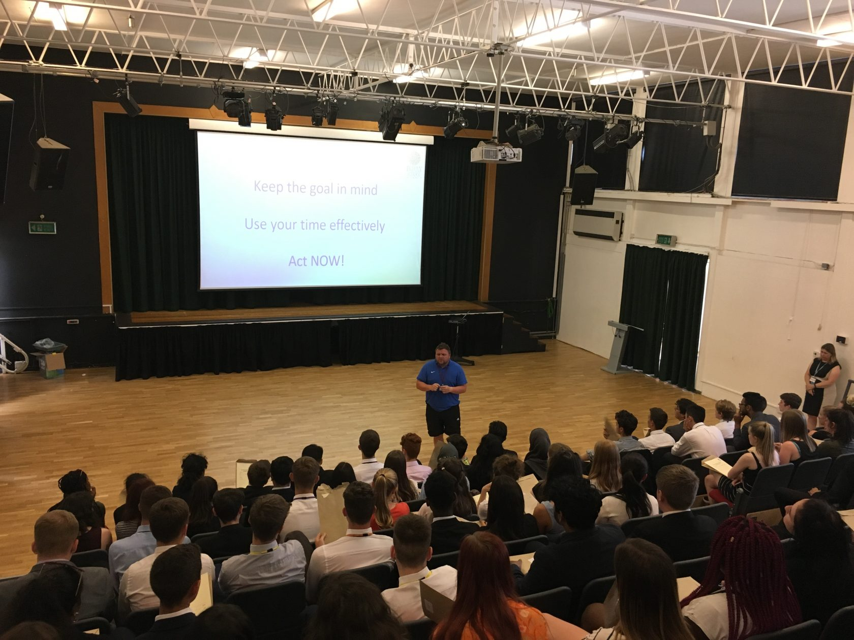 Year 12 Pre Public Exam Results Afternoon