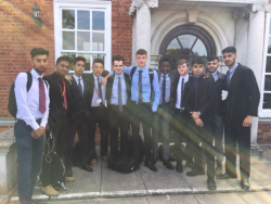 Year 12 Economics trip to Haberdashers School