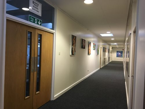 New Look H Corridor