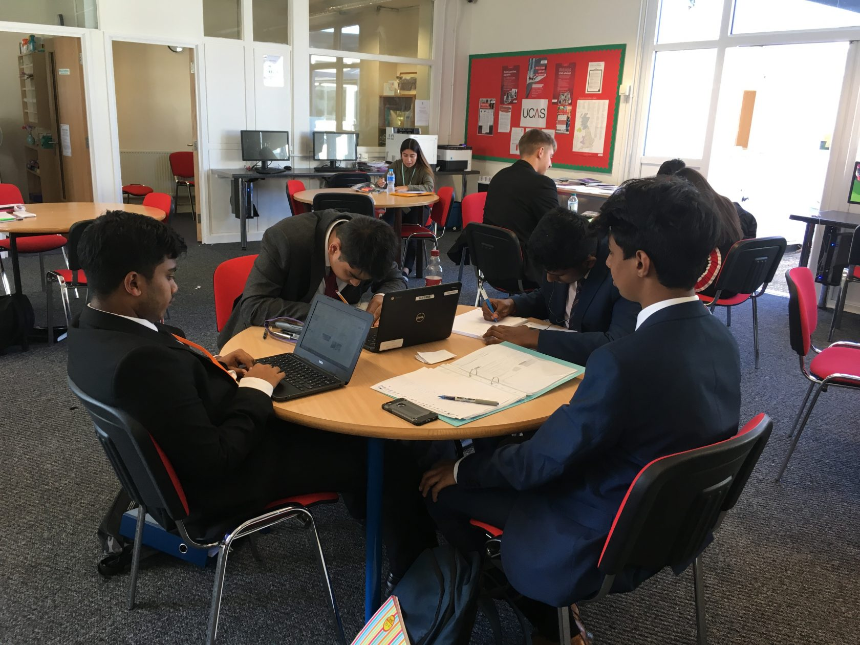 Outstanding Sixth Form Provision at BMS