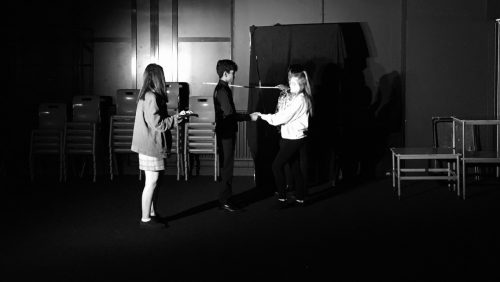 Excellent Year 13 Drama
