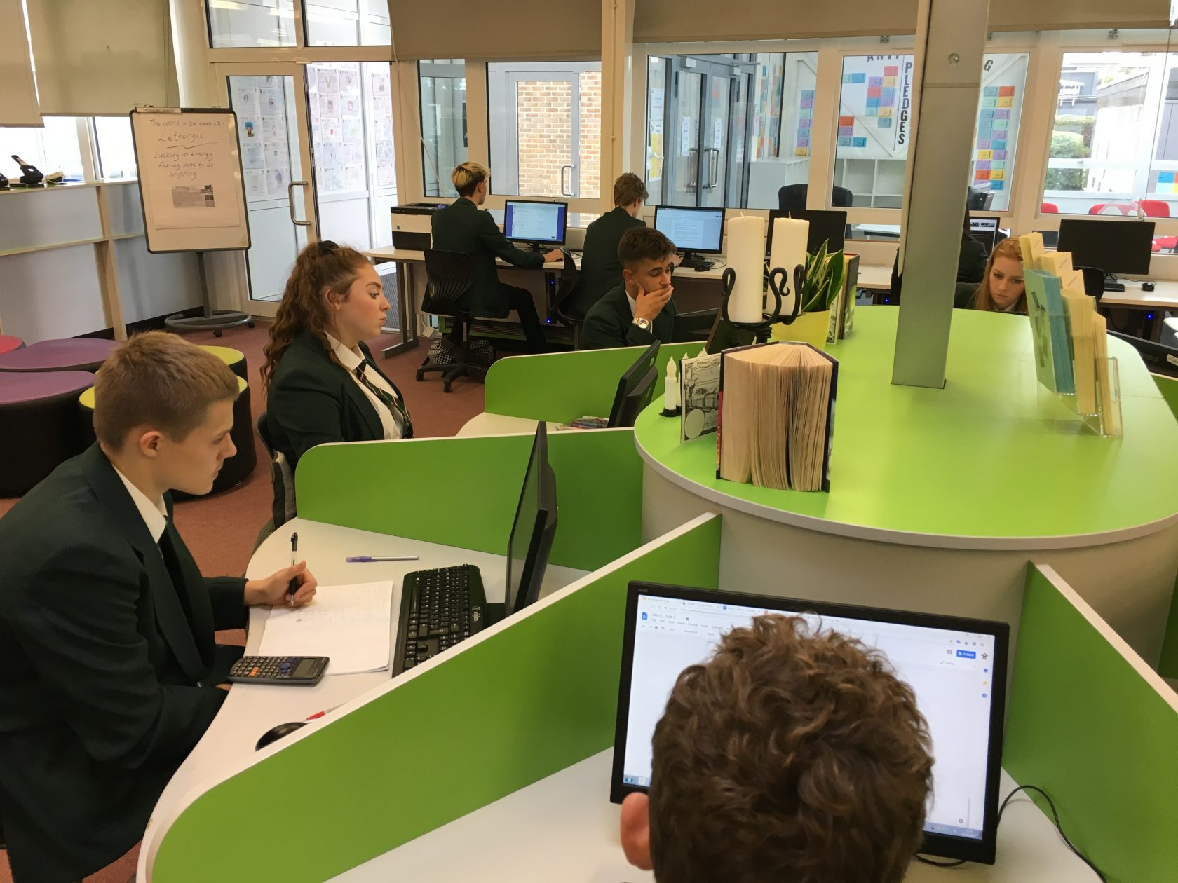 Year 11 Going for Greatness Lessons