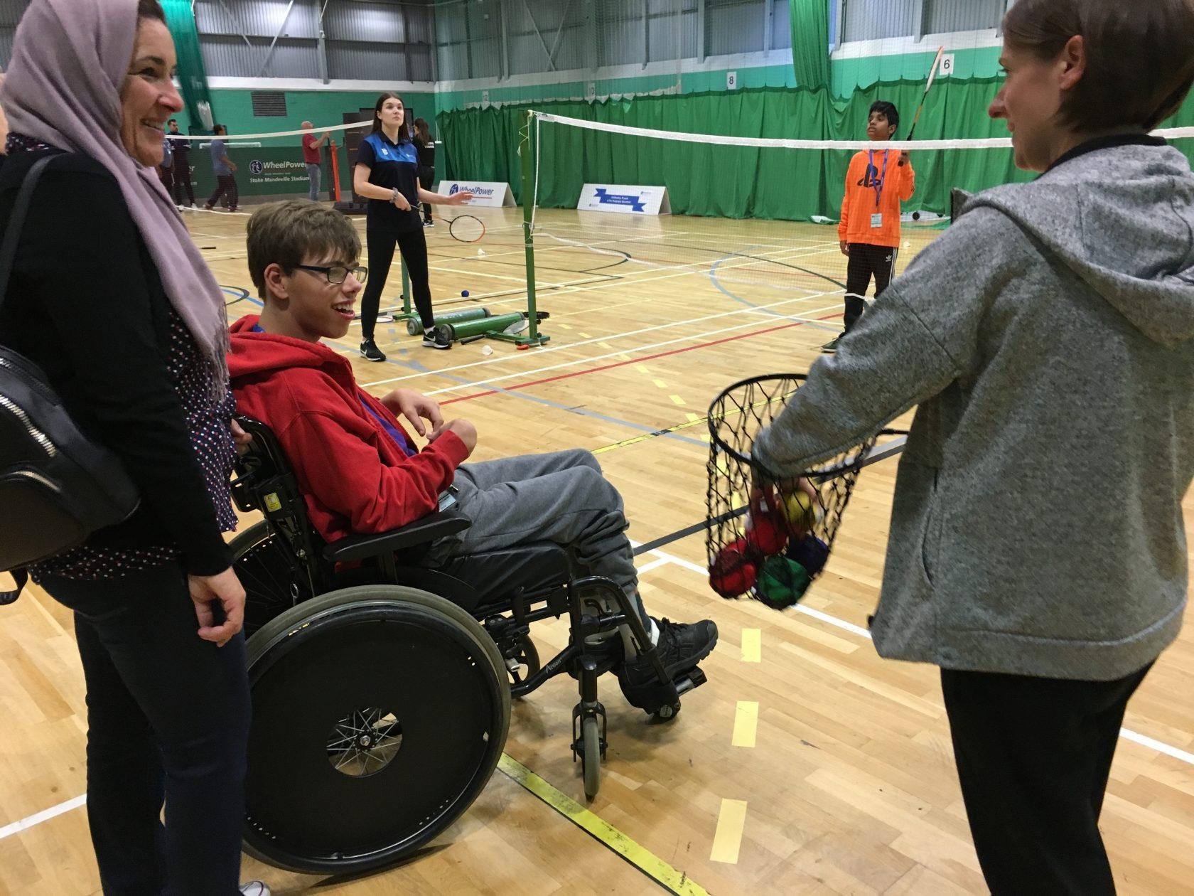 Stoke Mandeville Games