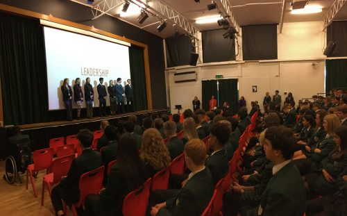Student Leadership Assembly
