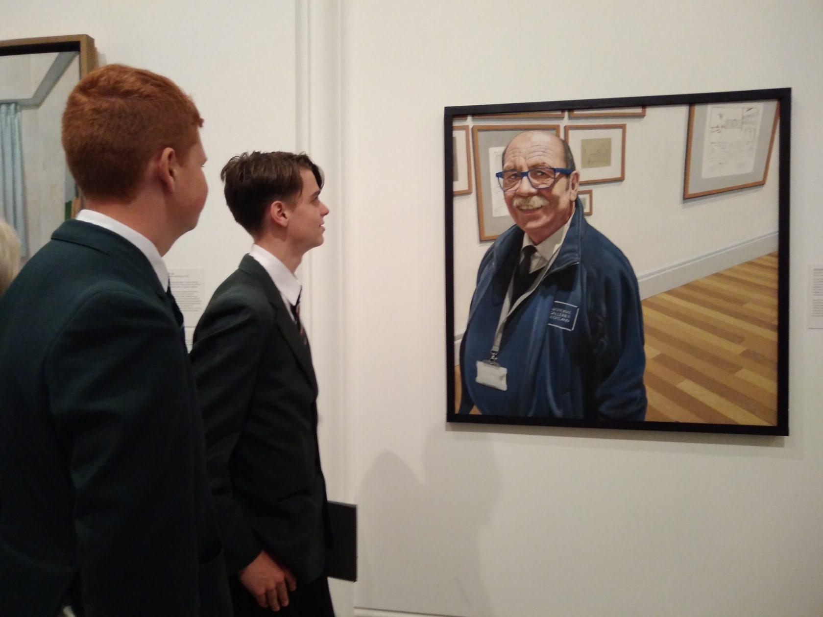 National Portrait Gallery Trip