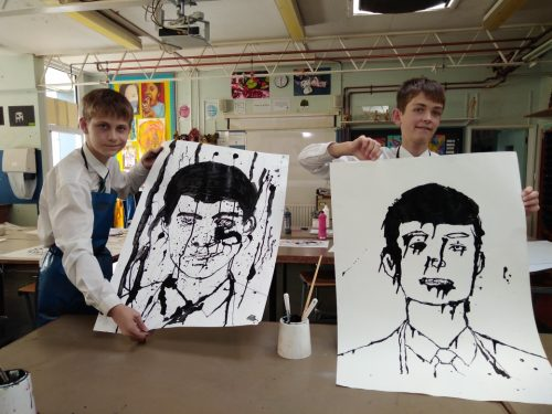 Year 10 Art Enrichment Day