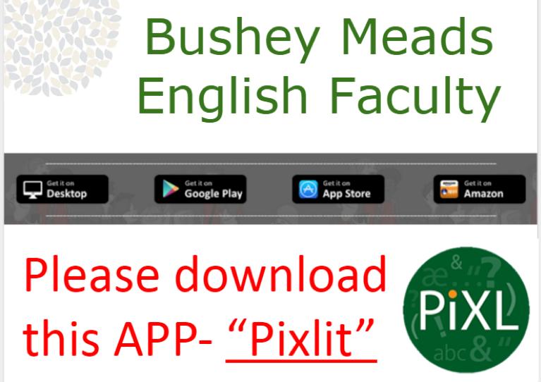 Kick Starting English Literature Revision @ Bushey Meads!