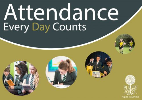 100% Attendance for the Year