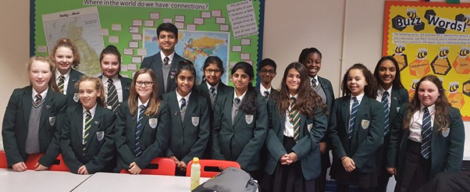 Bushey Meads School shares best practice with our Student Leadership Development Programmes