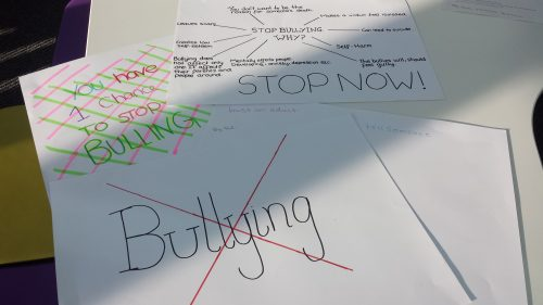 Update From The Anti Bullying Ambassadors