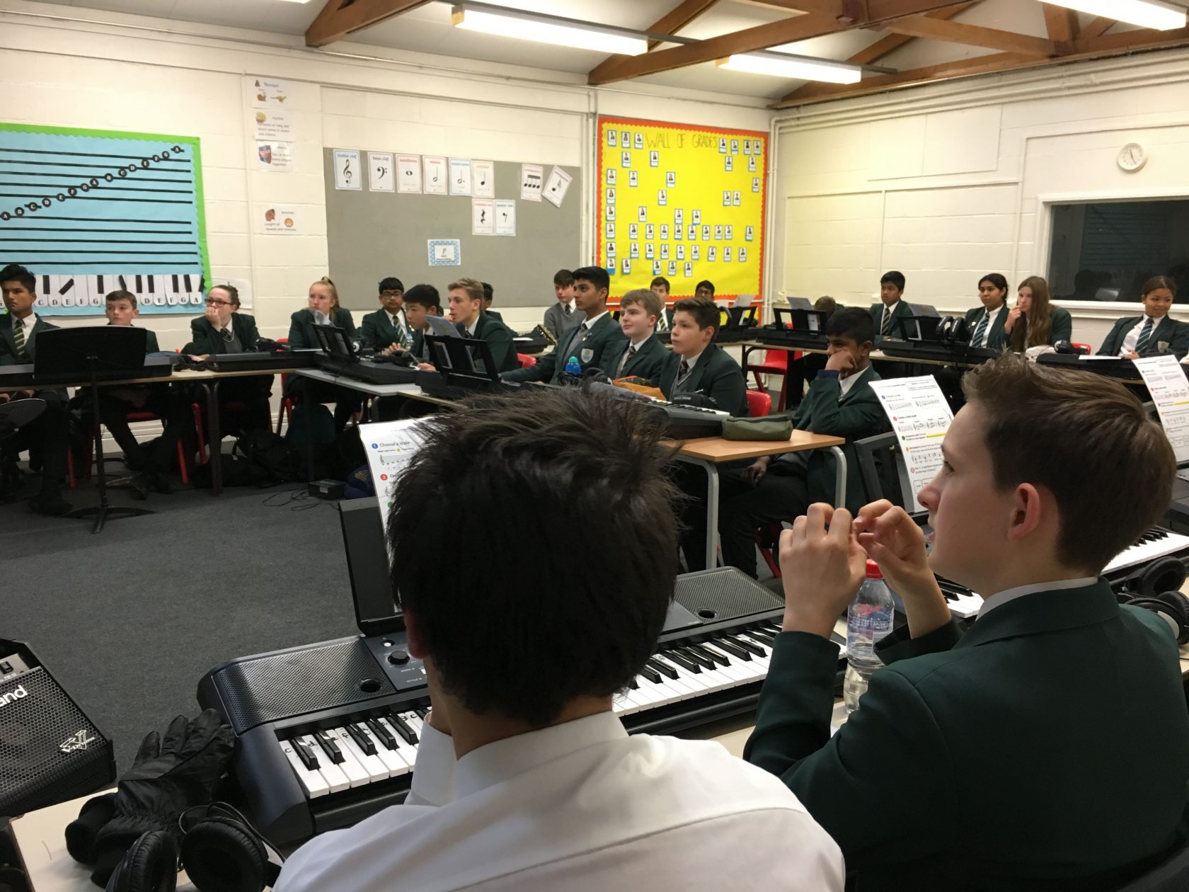 High Expectations in Year 9 Music