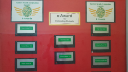 Computing E-Awards