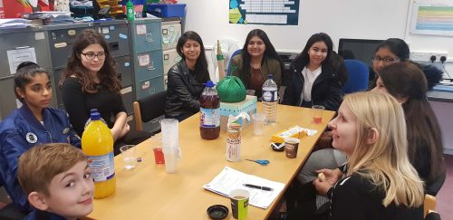 RE Teachers Visit Bushey Meads