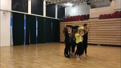BMS dance have made it to the London Regional Heat!