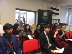 Year 13 Enrichment Interview Day