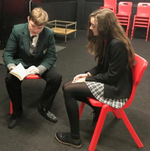 Bushey Meads Reading Mentors