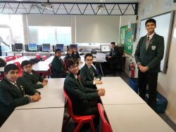 Maths Student Leaders take action!