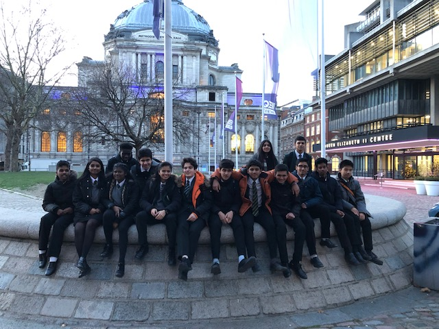 Year 11 Trip to 'Maths in Action'