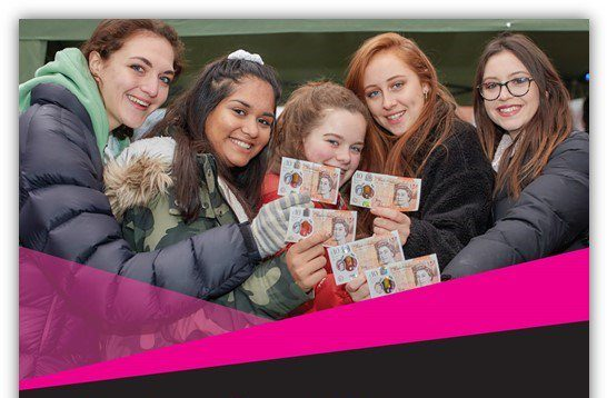 Young Enterprise's 'Tenner Challenge'