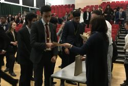 Year 13 PPE Results Assembly