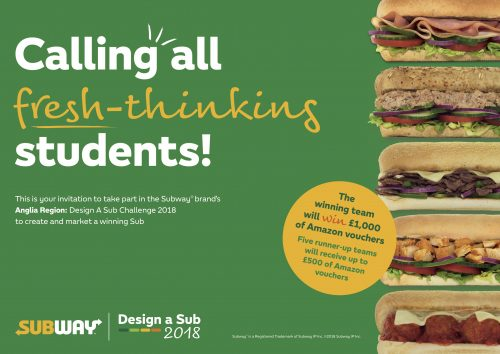 UK Subway Challenge – Business Studies Exciting News