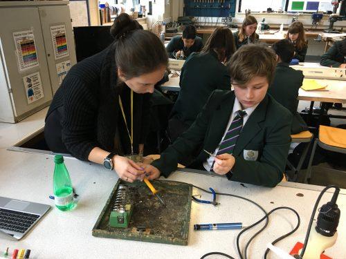 Electronic Moisture Sensor Creators